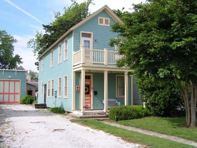Photo for Fully Restored And Newly Furnished 1886 Beach Cottage Close To Downtown Shops