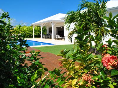 Photo for 2BR Villa Vacation Rental in SAINT FRANCOIS