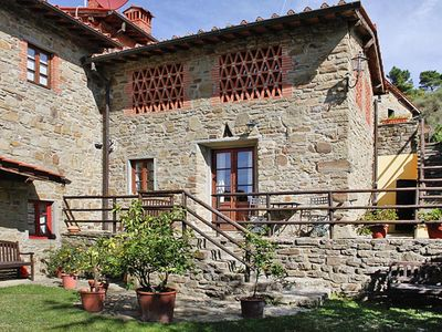 Photo for Holiday resort La Capraia, Castelfranco di Sopra  in Chianti - 2 persons, 1 bedroom