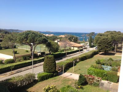 Photo for Nice T2 air-conditioned sea view 2 adults 2children
