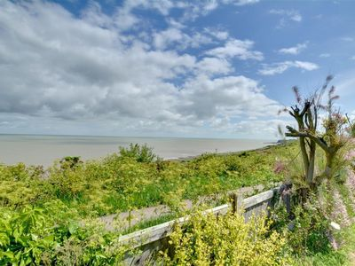 Photo for 4* Gold Pet Friendly Cottage Sleeping 6 with Stunning Sea Views