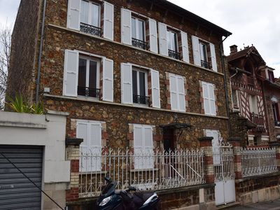 Photo for 1BR Apartment Vacation Rental in Cachan, Ile-De-France