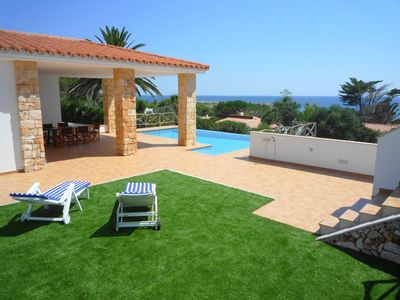 Photo for 3BR Villa Vacation Rental in Binisafuller, Menorca