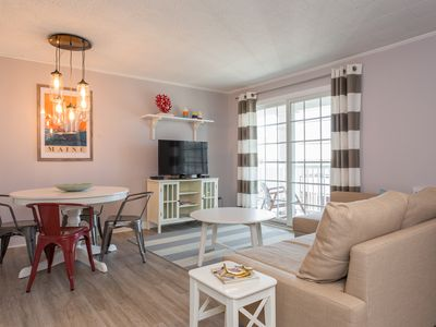 Photo for Twenty Shore -  'beach chic' suites. Center of Town. Walk Everywhere