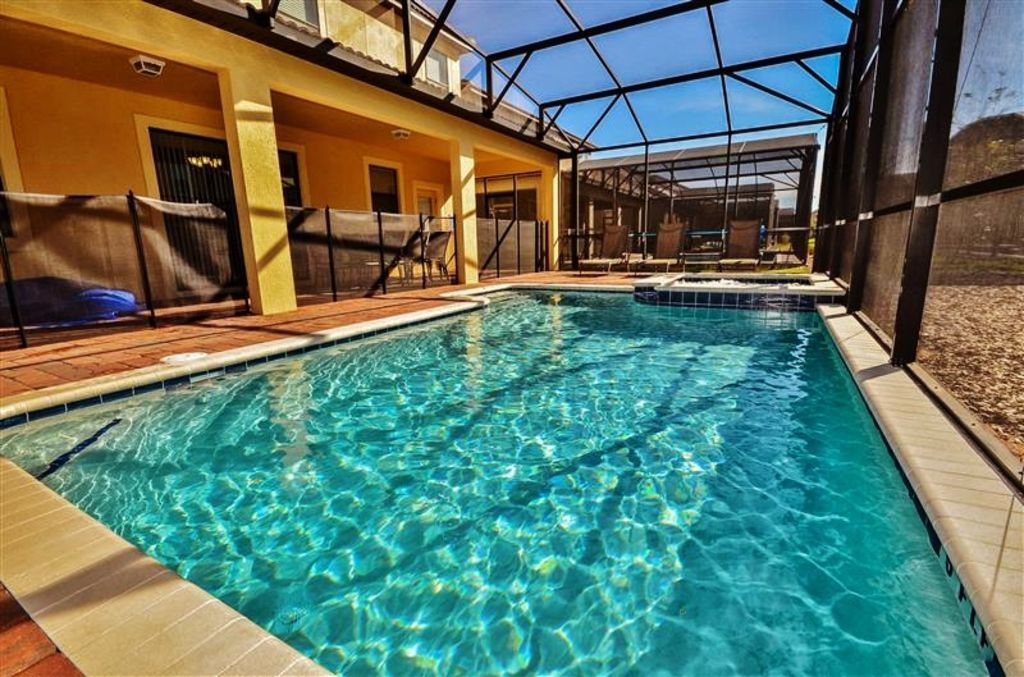 8br Championsgate House W Pool Spa Homeaway Champions Gate