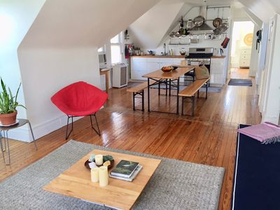 Photo for Beach Apartment with Ocean Views at 92nd St.