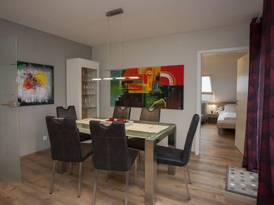 Photo for Cozy apartment near the center and the ski area
