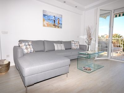 Photo for 3 bedroom apartment with terrace in Malaga center