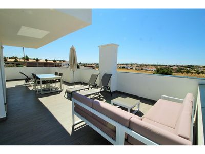 Photo for 70m2 of roof terrace fully equipped and private to the apartment