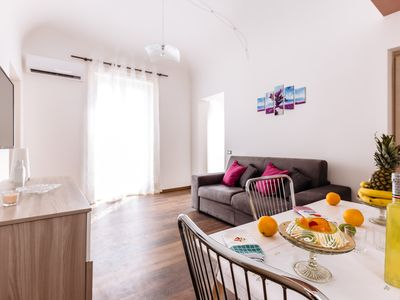 Photo for Casa Kristina - Newly renovated apartment on the Politeama