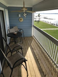Photo for Lagoon Front-Large 2/2 Beautiful view of Lagoon from Balcony