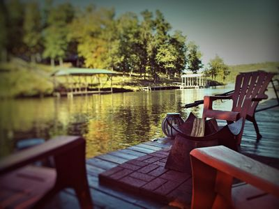 3 BR Lakehouse on Quiet Cove on Lake Hamilton. Every 3rd Night is FREE!