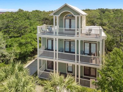 Photo for Gulf View Home W/Private Pool on Seacrest Beach, Child & Pet Friendly