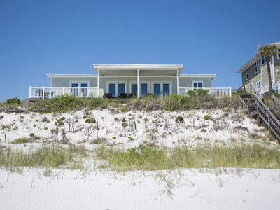 Photo for Mariposa - Gulf Front, One Level Home, Santa Rosa beach