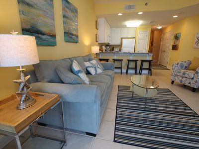 Photo for Beautifully Renovated ~ Ocean front views! 1BR +Bunk