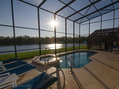 Photo for Lakeshore Escape | Gorgeous Views | Private Pool