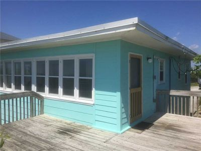 Photo for 703 BY THE SEA: 2 BR / 1 BA oceanfront in Topsail Beach, Sleeps 4