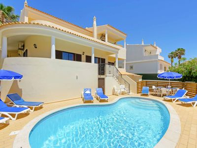 Photo for Villa Simoes - Close to the sandy Gale beach, includes WI-FI & A/C plus a BBQ