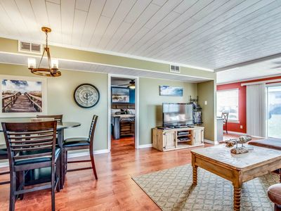 Photo for Family Friendly Surf Club Condo located in Gulf Front Complex on Dauphin Island