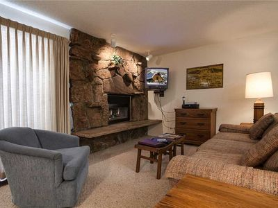 Photo for SE044 by Mountain Resorts ~ Steps Away From Hiking/Biking Trails! Hot Tub Onsite!