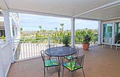 Photo for Walk to Beach/Pools & Golf! 2BR/2BA Villa! Amenity Cards Available!