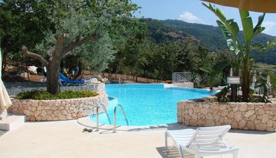 Photo for Enchanting Sea Views Inside & Out - Luxurious Pool - Families & Couples Welcome