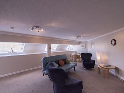 Photo for Fabulous stylish flat in Merchant City & Parking