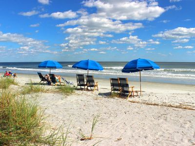 Very Spacious 2BR/2BA - Hilton Head Condo 2 mins to the Coligny Beach -Wifi/Pool