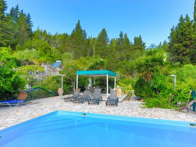 Photo for Villa Sevi: Secluded, Private pool, A/C