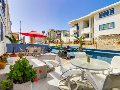 San Gabriel Lower by 710 Vacation Rentals | Private Ground Floor Patio