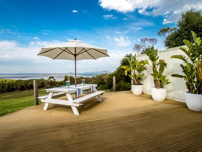 Photo for A Promontory View Beach House