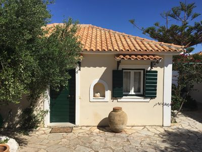 Photo for Charming Cottage with private pool and magnificent Sea Views!!!