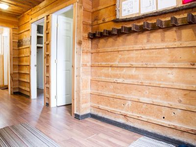 Photo for Walking Distance to The Blue Mountain Village! A Classic Chalet with a Hot Tub 620315