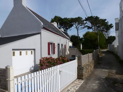Photo for HOLIDAY HOUSE FOR 4 PEOPLE LOCMARIA GROIX