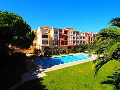 Photo for Apartment Gran Reserva in Empuriabrava - 4 persons, 1 bedrooms