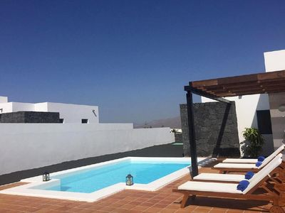 Photo for Holiday house Playa Blanca for 2 - 4 persons with 2 bedrooms - Holiday house
