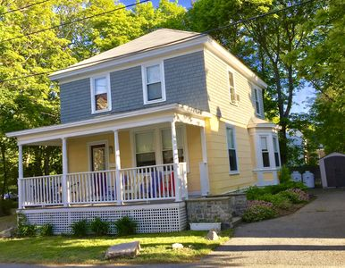 Photo for Downtown Bar Harbor Home close to Ocean