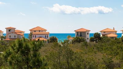Photo for ☀4BR Monkey Sea☀Oct 18 to 20 $1024 Total! Top Flr Gulf Views-PRIV.Pool-Comm.Pool