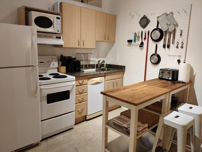 Photo for Chic Loft in the Heart of Downtown close to Rogers Place/Shaw Conference Centre