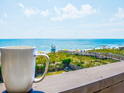 Photo for Rejuvenate at Sea Colony 27B, fill your cup with relaxation!