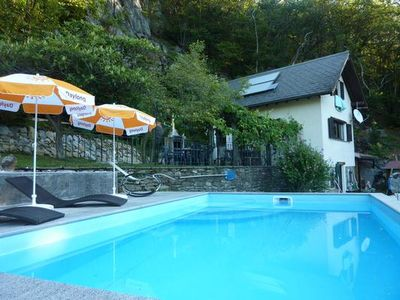 Photo for Holiday house Bellinzona for 4 - 5 persons with 2 bedrooms - Holiday house