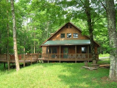 Photo for Snowshoe Cabin - Amazing Views!