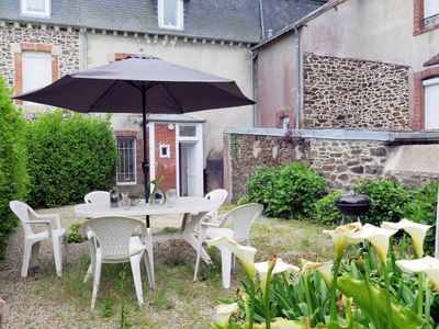 Photo for Vacation home Le Jardin du Bourg (SQY101) in Saint Quay - 8 persons, 3 bedrooms