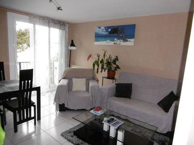 Photo for Apartment t3 crossing neighborhood camiade ANGLET