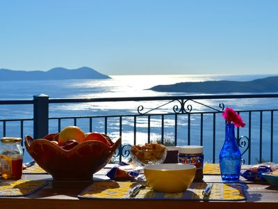 Photo for Villas Balcony,7 bedrooms, 2 swimming pools, calm and sea to infinity.