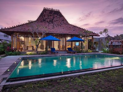 Photo for Rumah Tyang Mengwi, Private Pool, 2 Bedrooms Villa