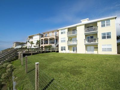 Photo for Sunseekers 2! Beach Front, Ground Floor, Amazing Ocean Views! Book now for Fall 2019!
