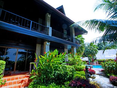 Photo for ⭐Suite room (mountain chalet-style) @Kata Beach