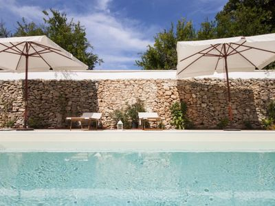 Photo for Vacation home luxury courtyard pool in Racale - 2 persons, 1 bedrooms