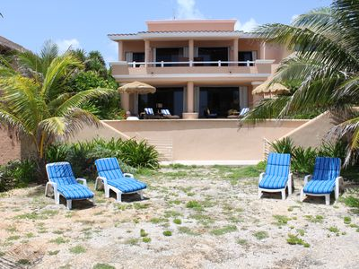 Photo for 4 to 6 Bedroom-Spectacular Oceanfront Villa